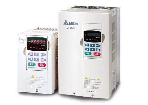 Máy biến tần Delta có nhiều model khác nhau cho khách hàng lựa chọn